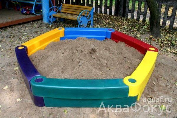 Какой песок купить для детской песочницы песок строительный стоимость м3